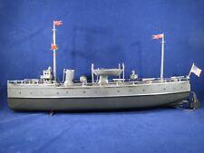15 inch Bing clockwork Destroyer Torpedo Boat
