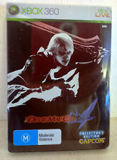 Xbox 360 Steelbook Collector's Edition: Devil May Cry, No Game! (4845)