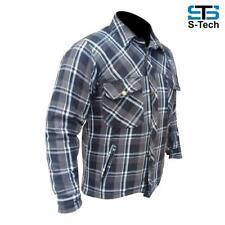 Cotton Camicia in flanella ST-COTTON con Aramid e Betac protezioni e Cappuccio