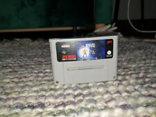 Another World Super Nintendo SNES Cartridge PAL