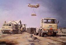 Gulf War Militaria (1990-1991) Prints