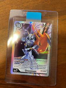 Digimon | Omnimon BT5-086 | Super Rare NM