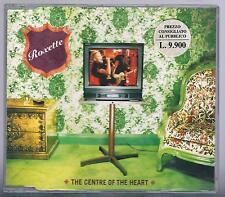 ROXETTE THE CENTRE OF THE HEART CD SINGOLO SINGLE cds COME NUOVO!!!