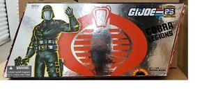G.I. Joe 25th Anniversary Cobra Legions 5 Figure Box Set