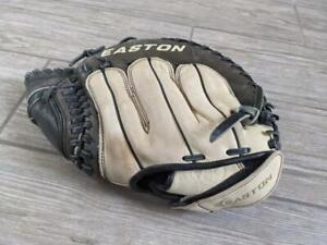 "EASTON catchers 10"" mitt LH THROW baseball glove NEFP2000"