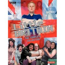 Little Britain Complete Collection Series 1 2 3 + Live + Abroad R4 New 8 x DVD