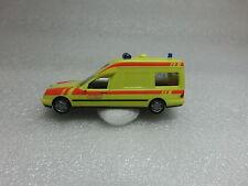 1:87  Herpa 188821 MB E-Klasse Binz KTW HKAP Ambulance (BO1/5/43)