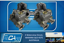 Datsun A12 120Y 1200 - GENUINE Twin 40 DCOE Weber Carburettor Conversion Kit