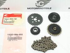Honda CRF TRX ATC 50 70 sprocket roller+cam chain guide set Genuine-repro