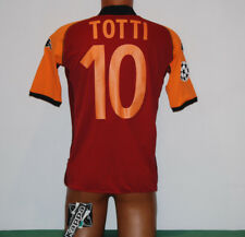 Maglia Roma Totti 2002 2003 Uefa Champions League Jersey L NEW kappa away mazda