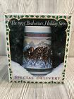 1993 Budweiser Holiday Stein Special Delivery 01850028 Beer Mug With COA & Box