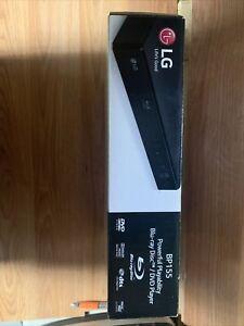 LG BP155 HDMI Blu-Ray and DVD Player 1080P BP250