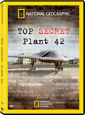 Top Secret Plant 42 (National Geographic) New DVD