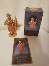 Vintage Fontanini Nativity Figure Joseph Italy 1991 Signed E Simonetti  JA