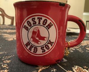Duck House Sports Boston Red Sox Ceramic Coffee Mug
