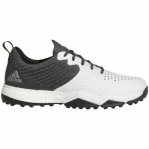 NEW Adidas Adipower 4orged S BOOST Golf Shoes White / Black  AC8397 size 10