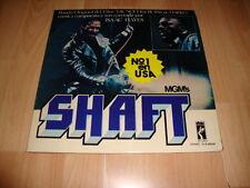 LAS NOCHES ROJAS DE HARLEM SHAFT CON 2  LP DE VINILO VINYL GATEFOLD BUEN ESTADO