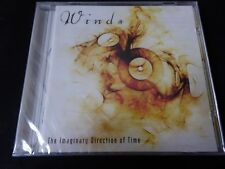Winds - The Imaginary Direction of Time (NEW CD) ARCTURUS EMPEROR DIMMU BORGIR