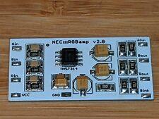 PC Engine / Turbografx RGB Amp PCB THS7316 - Brand New (Duo, R, RX, Core)