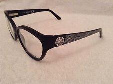 BNWTT 100% Auth JUST CAVALLI, Designer Black Glasses / Optical Frames. RRP £290