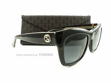 New Gucci Sunglasses GG 3827/s Dark Havana KCLHD Authentic