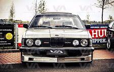 BMW 7 serie E23 alpina Labio Frontal Alerón Tipo 620