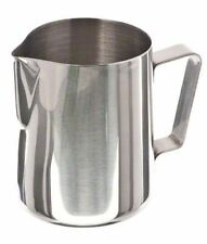 Winco Wp-20 Genuine Italian Stainless Steel Frothing Pitcher - 20 Oz Ounce