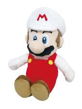 "1x Little Buddy Super Mario - 1420 - All Star Collection 9.5"" Fire Mario Plush"