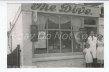 The Dive. Tea Shop. Bishopsteignton. PHOTO. Copy from Original Postcard. 6 x 4