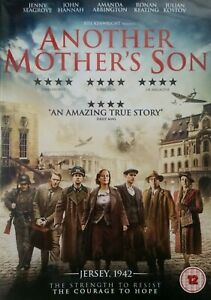 Another Mothers Son DVD 2017 True Story Jenny Seagrove War Drama Movie