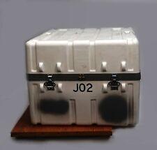 "Parker Plastics SC2626-20 Heavy Duty Shipping Container Case 27.5 x 28 x 21"""