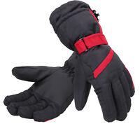 Men Warm Winter Thinsulate Lining Snow Ski Gloves Sport Mittens