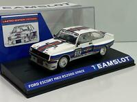 Team Slot SRE22 Ford Escort MK2 X Pack Martini Limited Edition New