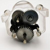 Speed Change Gear Box 1 Set Metal Gears 370 Motor For WPL B14 B16 B36 C24 C34