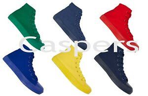 Mens or Boys High Top Trainers Sneakers All Sizes & Colours CHOOSE