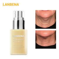 Firming Therapy Lifting LANBENA Neck Cream Skin Wrinkles Whitening Anti-aging