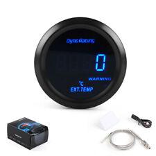 2'' 52mm Digital LED Exhaust Gas Temp Gauge EGT Temperature Meter with Sensor