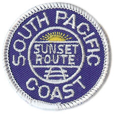 Patch- South Pacific Coast Railroad (Sunset Route) (SPC) # 12278 -NEW- Free Ship