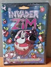 Invader ZIM -  Volume 3: Horrible Holiday Cheer  DVD   BRAND NEW