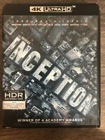 Inception 4K Ultra HD, Blu-ray