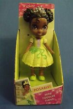 Toys New Disney Princess Mini Toddler Tiana Doll 4 inches