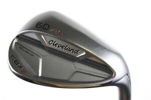 Cleveland CBX2 Lob Wedge 60° Right-Handed Steel #16129 Golf Club