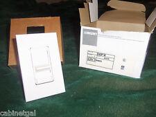 Hunt Electronics Slide Dimmer Switch DAP-8, Luminist series, white, 68101, 800w