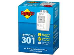 -NEU- AVM FRITZ!DECT 301 - 20002822 - Heizkörperthermostat
