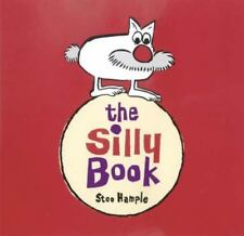 New The Silly Book Hample, Stoo - Stoo Hample Hardcover Dust Jacket 2004