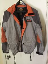 Harley-Davidson Womens Reflective Rain Slicker Suit (worn once)