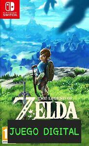 Zelda Breath Of The Wild | Nintendo Switch. ¡LEER DESCRIPCIÓN!