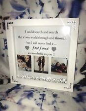 💫 👭Personalised Art Best Friend Box Frame Christmas / Birthday Gift !!  💫...