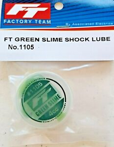 Factory Team Associated FT Green Slime Shock Lube 4cc 1105