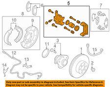 NISSAN OEM Rear-Brake Disc Caliper 440011AA0A